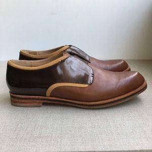 Fluevog US 10.5 Modvogs Claudia Slip-On Shoes